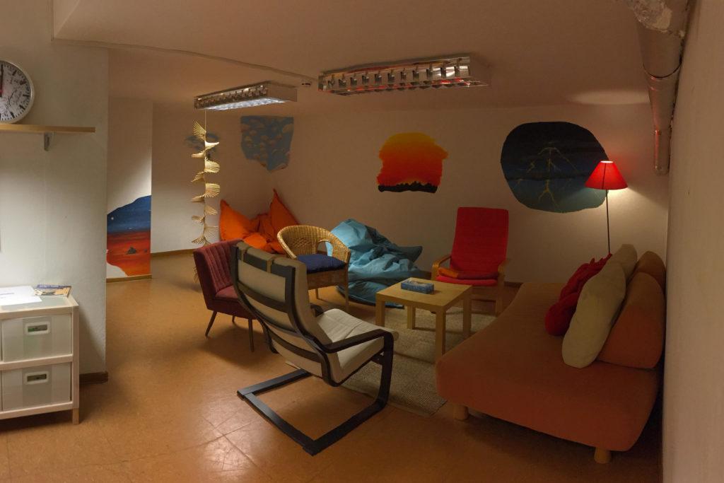 Chill In Raum